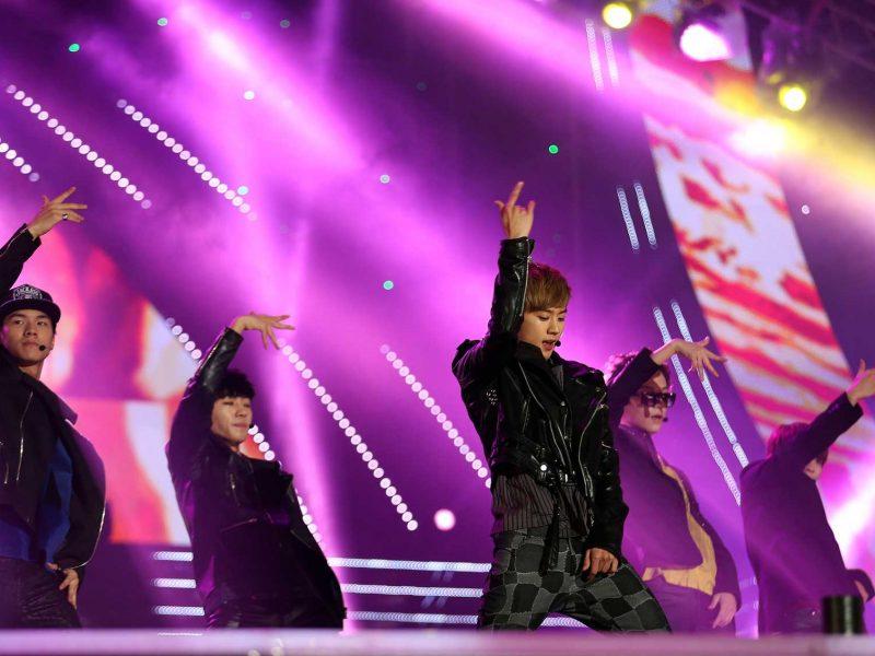Asian Pop Performance