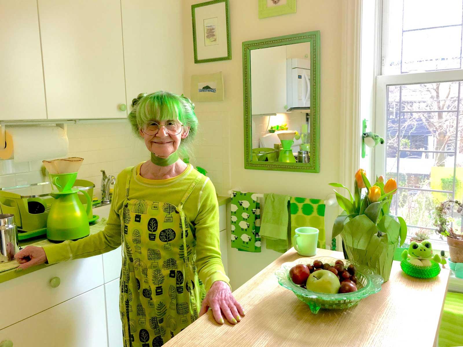 Green Lady Kitchen