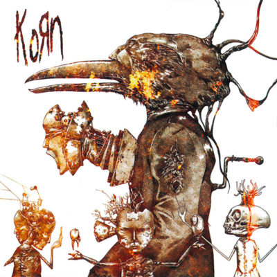 Korn---Untitled-(2007)-Album-Artwork