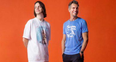 George Clanton & Nick Hexum -