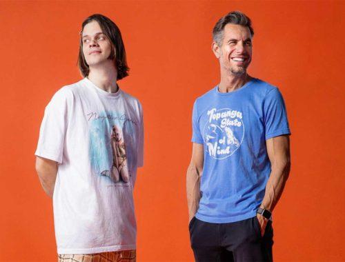 """George Clanton & Nick Hexum - """"Aurora Summer"""""""