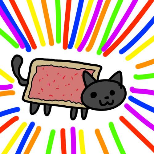 Nyan-Cat-Doodle